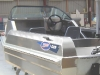 389 Fisher - seat detail