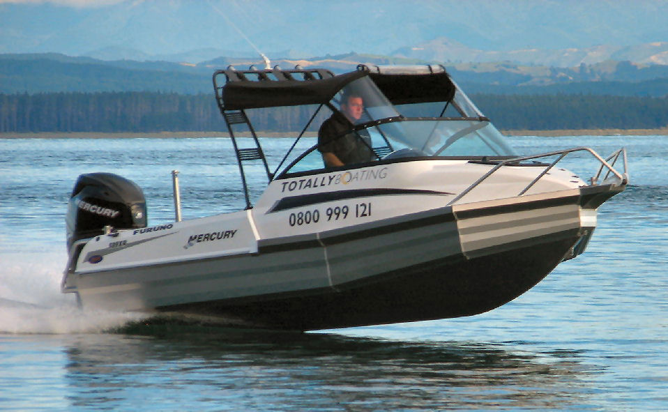589 Fisher Totaly Boating